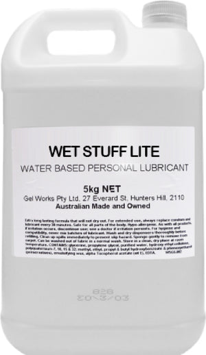 Wet Stuff Lite - Bottle (5kg)