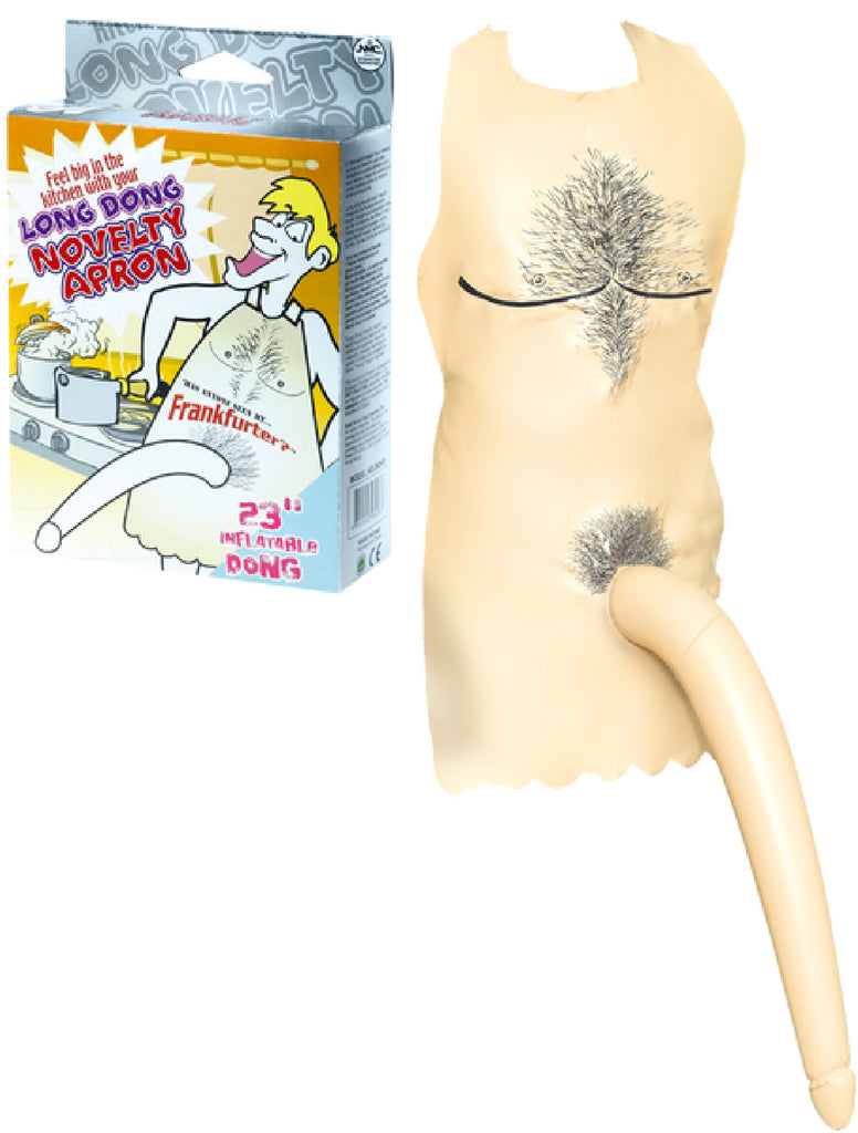 Long Dong Novelty Apron