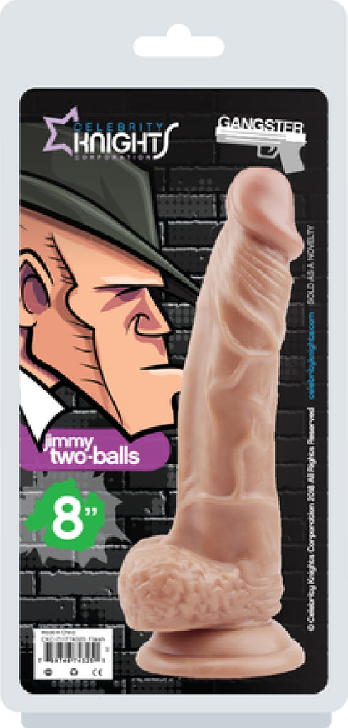 "Gangster (Jimmy Two-Balls) 8"" Flesh"