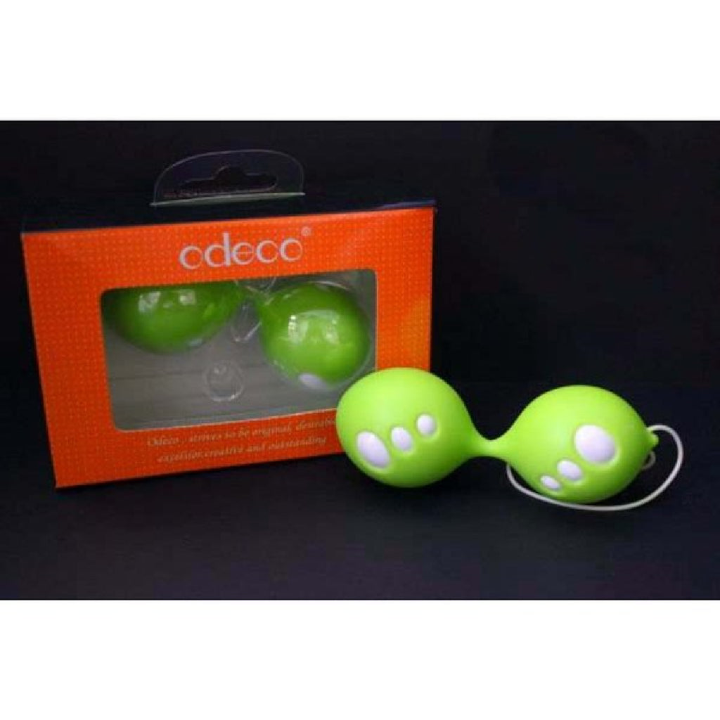 Odeco Oh My Dual Smart Balls (Purple)
