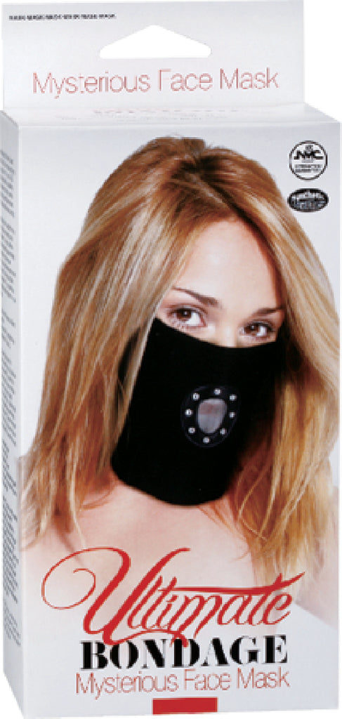 Mysterious Face Mask