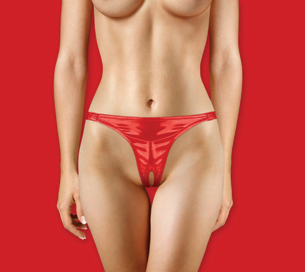 Adjustable Panty (Red)