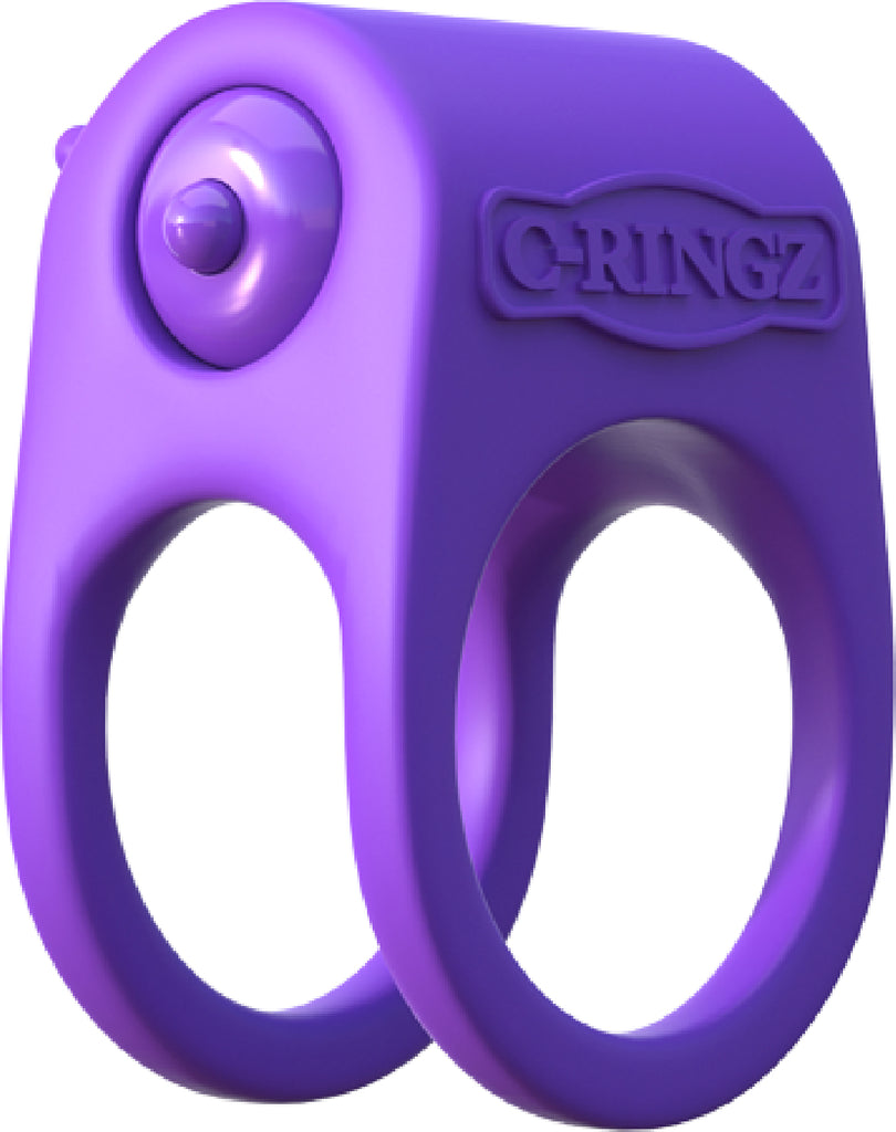 Silicone Duo-Ring (Lavender)