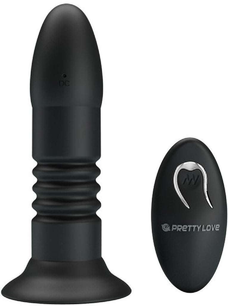 Rechargeable Magic Jingers (Black)