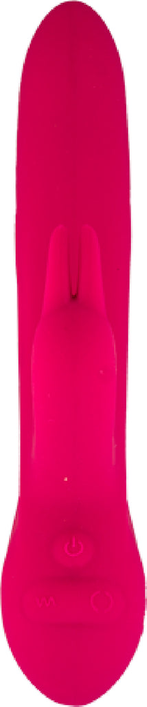 Unik - Rabbit Rechargeable Vibe (Red)
