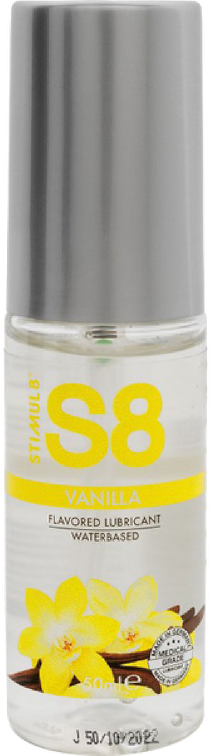 S8 Flavored Lube 50ml