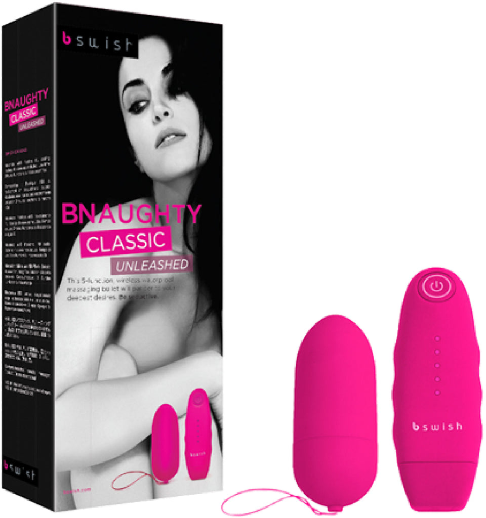 BNAUGHTY - Classic Unleashed - Magenta