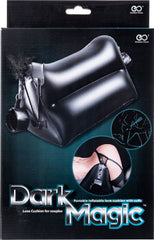 Dark Magic Love Cushion (Black)