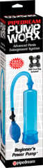 Beginner's Power Pump (Blue)