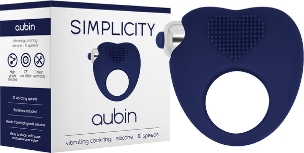 AUBIN Vibrating Cockring