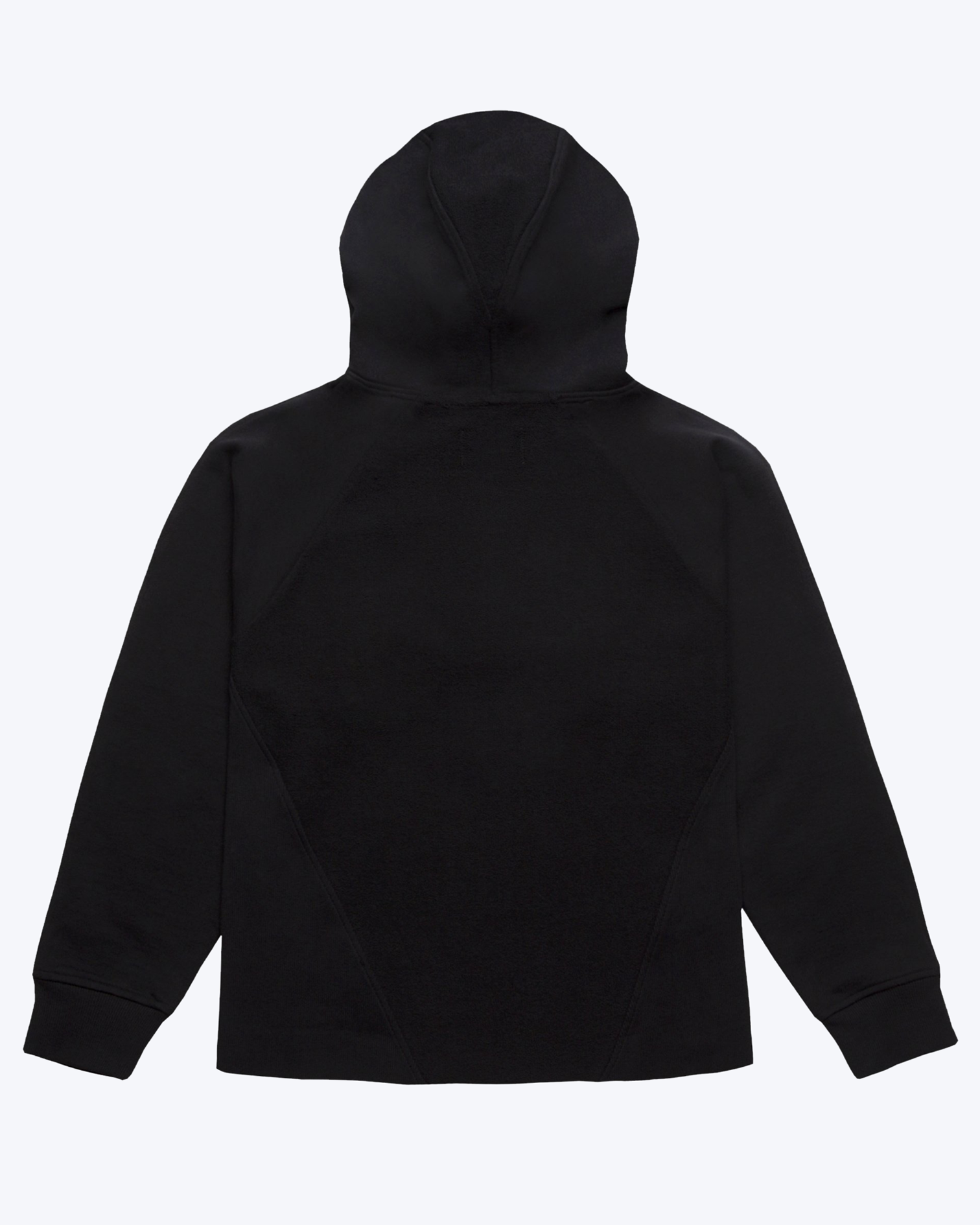 Weeping Eye Pullover Sweatshirt, Black