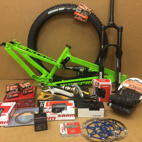 RCYCLD COM's Performance and Value Build Kits