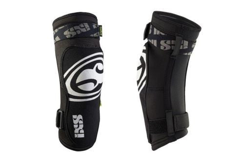 IXS Carve elbow pad MEDIUM BLACK downhill DH jump park gravity