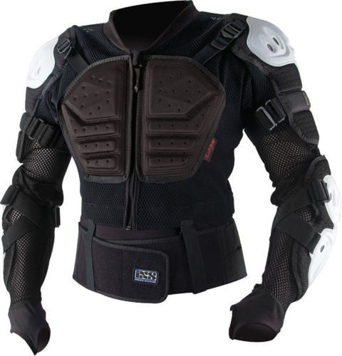 IXS Assault Jacket LARGE protective armor DH downhill