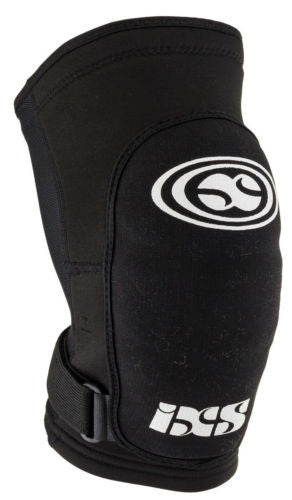 IXS Flow knee pad X-LARGE black trail enduro jumping park