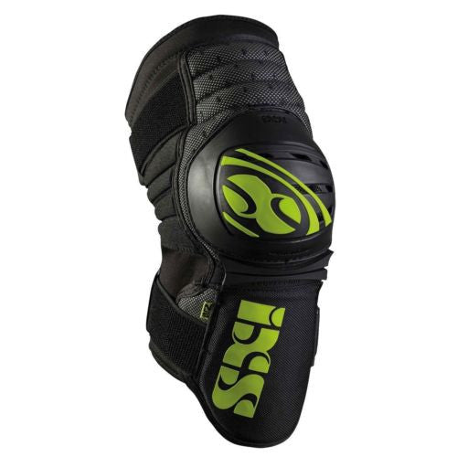 IXS Dagger knee/shin guard MEDIUM GREEN downhill park jumping DH