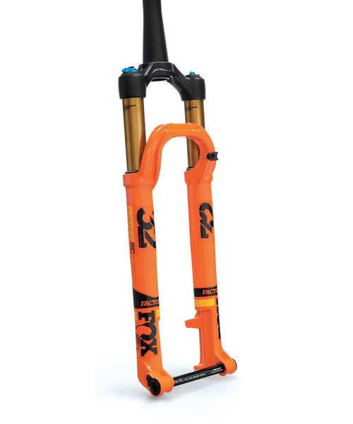 "2020 Fox 32 FLOAT SC Factory fork 29"" Kashima 100mm Orange. w/ REMOTE"