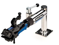 Park Tool PRS-4 OS-2 Deluxe Bench Mount Stand w/ 100-3D Clamp