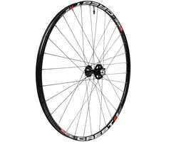 2016 Stan's NoTubes Crest front wheel 15x100mm w/ QR caps