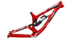 2017 Foes Racing Hydro downhill frame ***FREE SHIP***