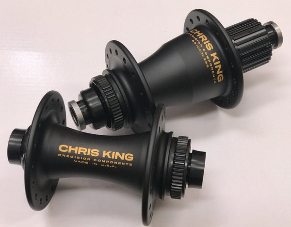 2021 Chris King Boost Center-lock MTB hub-set 32H **NEW** (many options)