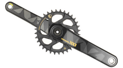 SRAM XX1 Eagle crankset 175 GOLD BB30 ***FREE SHIP*** w/ extra 34T ring