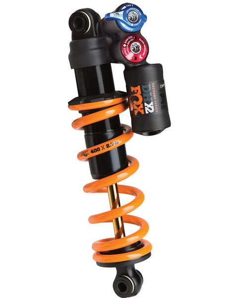2020 Fox DHX2 Factory TiN 2pos-Ad rear shock (size options) metric