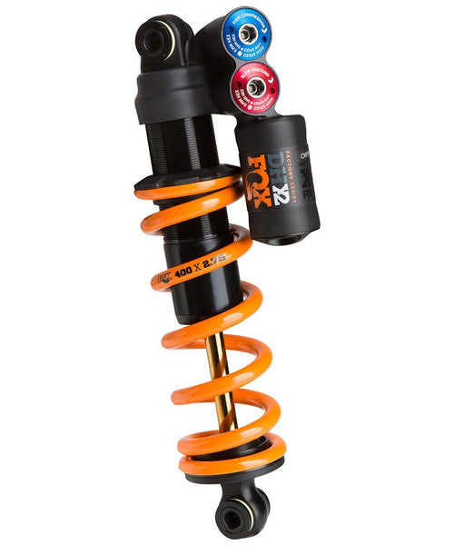 2020 Fox DHX2 Factory TiN rear shock (size options) HSC-LSC-HSR-LSR Imperial