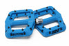 "Race Face Chester flat pedals (color options) 9/16"" **FREE SHIP**"