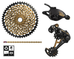 Sram XX1 Eagle 4-peice mini-group 1x12 10-50T drivetrain (color option) **FREE SHIP**