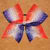 Glitter Chevron - Choose Your Color