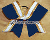 Border Twin Cheer Bow