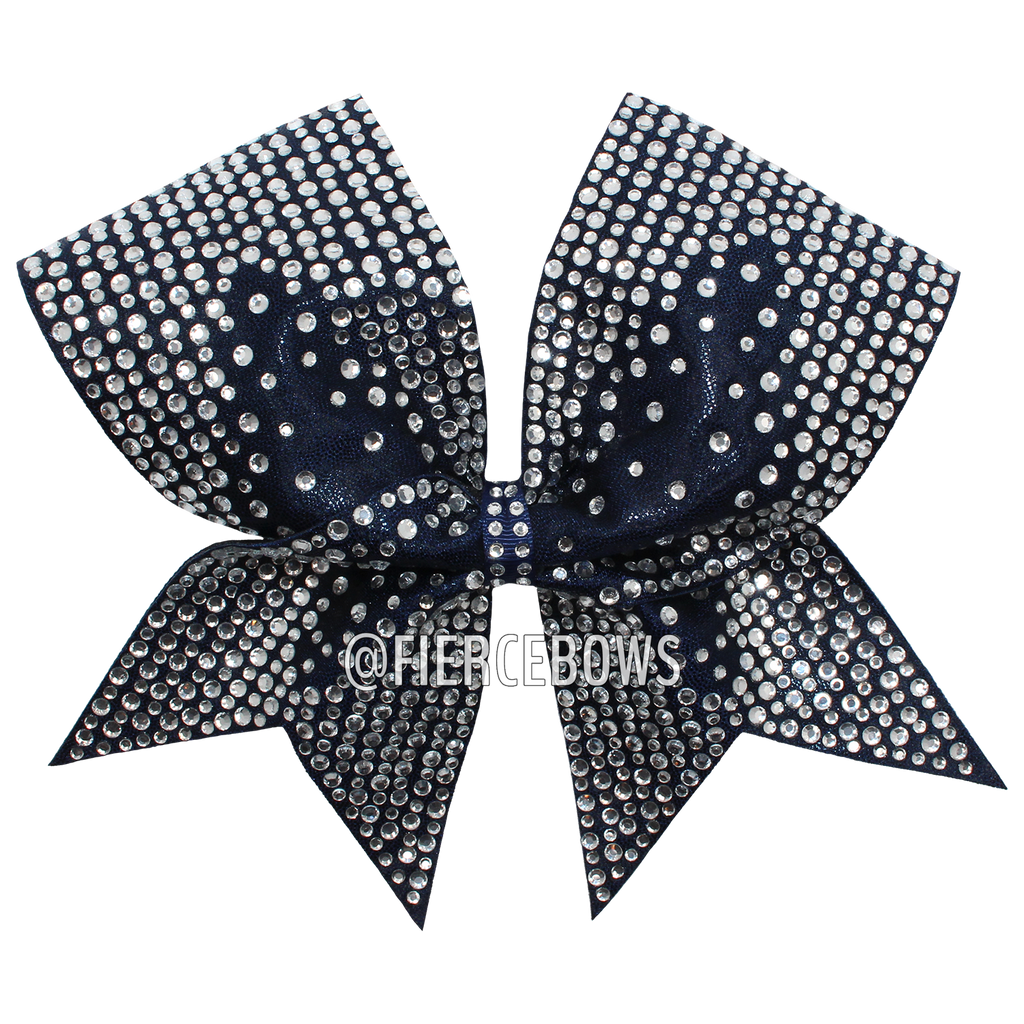The Real Deal Rhinestone Bow
