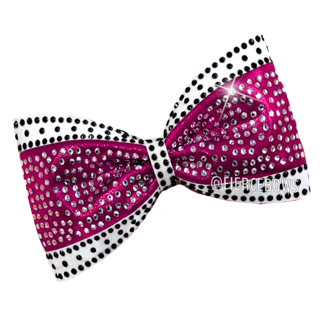Iconic Two Color Tailless Bow