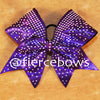 Just Bling Rhinestone Cheer Bow