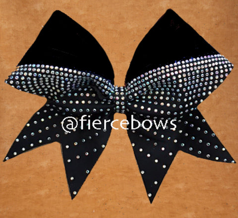 Just Perfect Rhinestone Bow