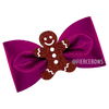 Making Spirits Bright 3D Tailless Bow