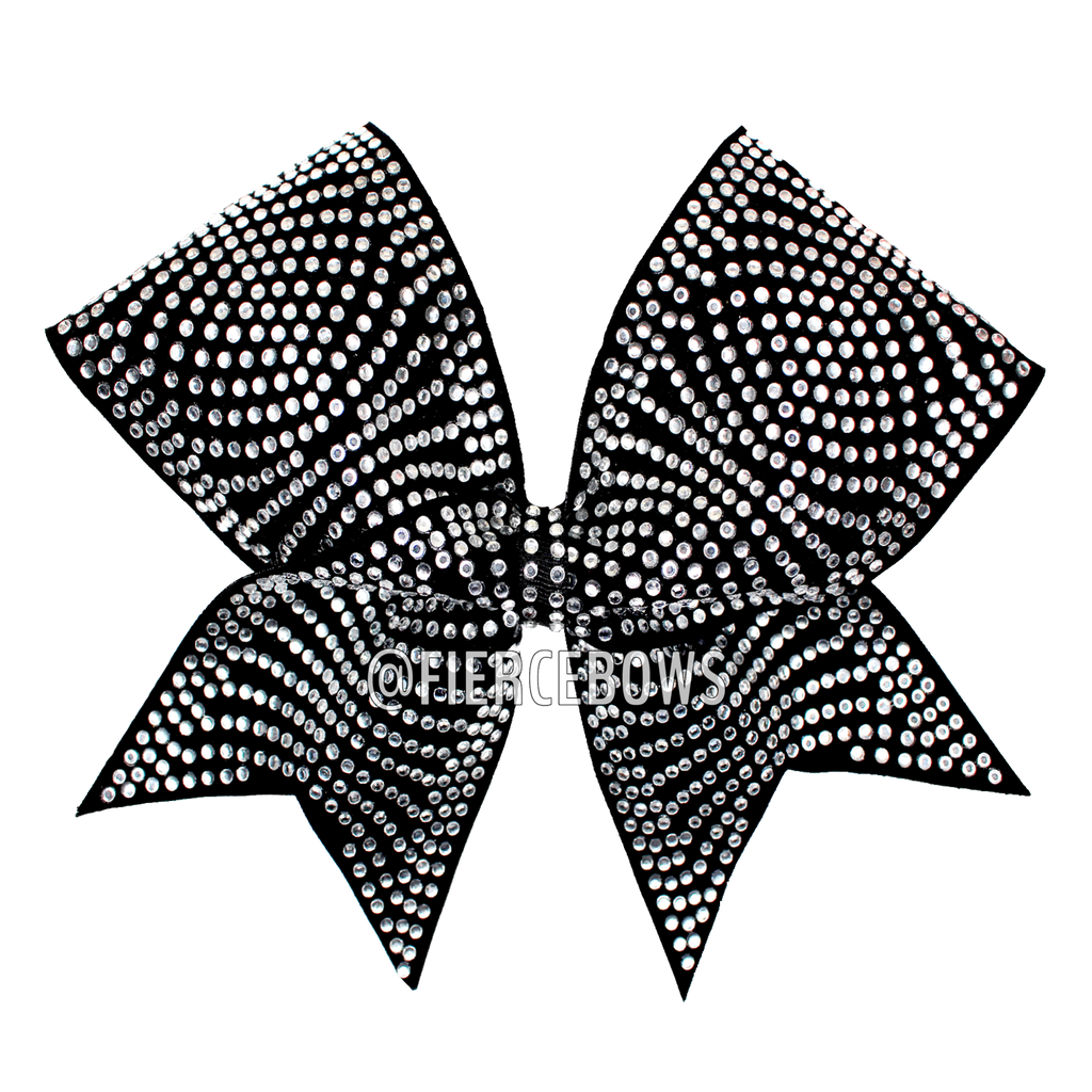 All For You Rhinestone Bow