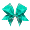 Sea Breeze Rhinestone Bow