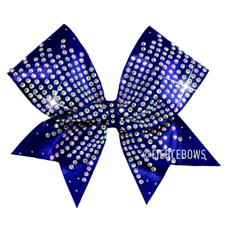 Simply The Best Rhinestone Bow
