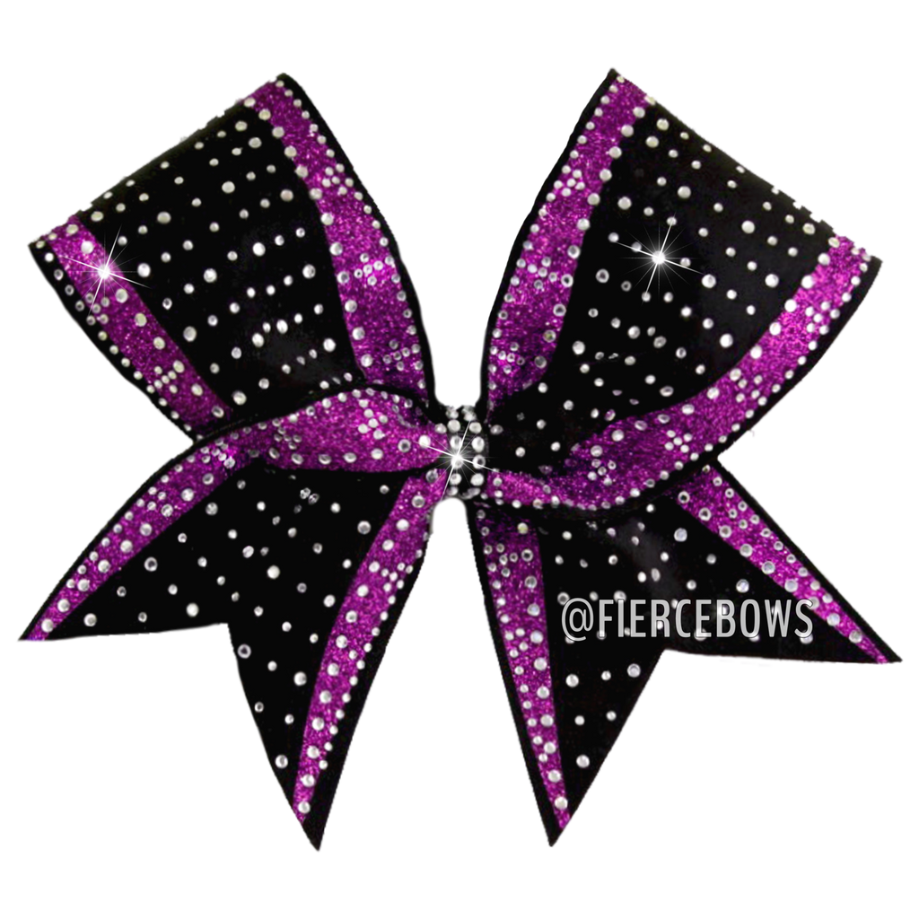 Strut Your Stuff Rhinestone Bow