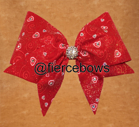 Sweetheart Valentine Bow
