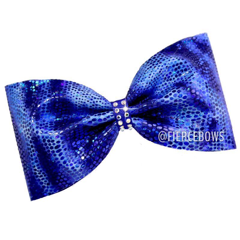 True Blue Tailless Bow