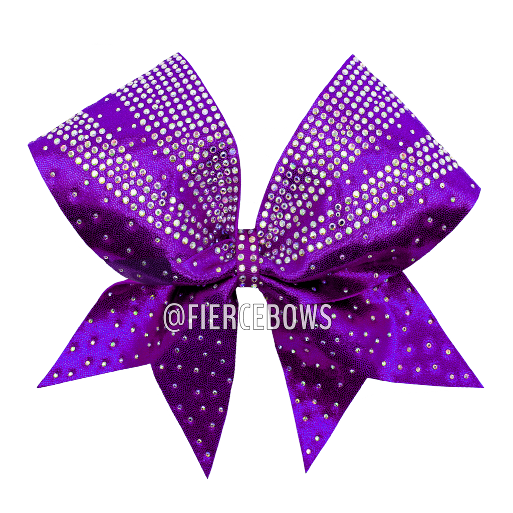 All In The Details Rhinestone Bow