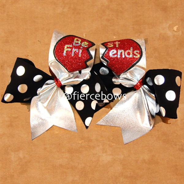 Best Friends Polka Dot Set