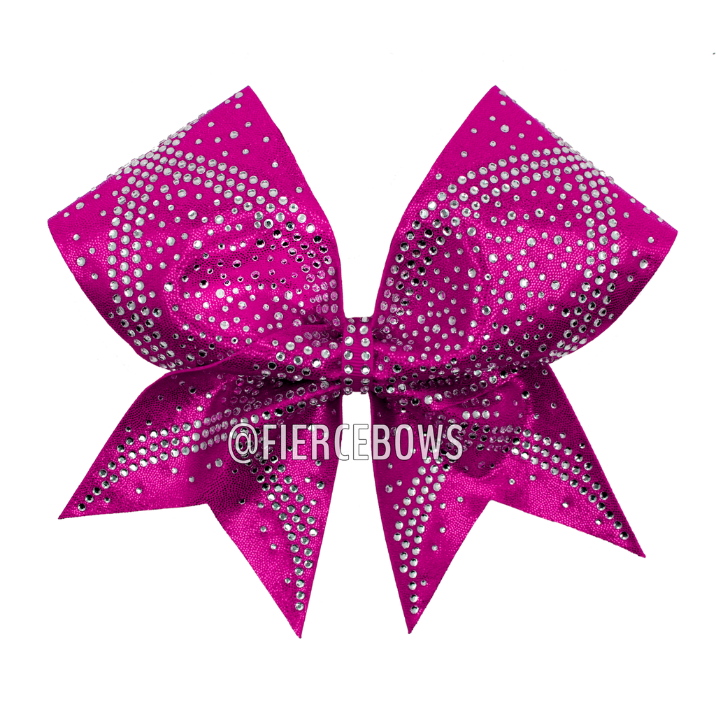 Beyond The Borders Rhinestone Bow