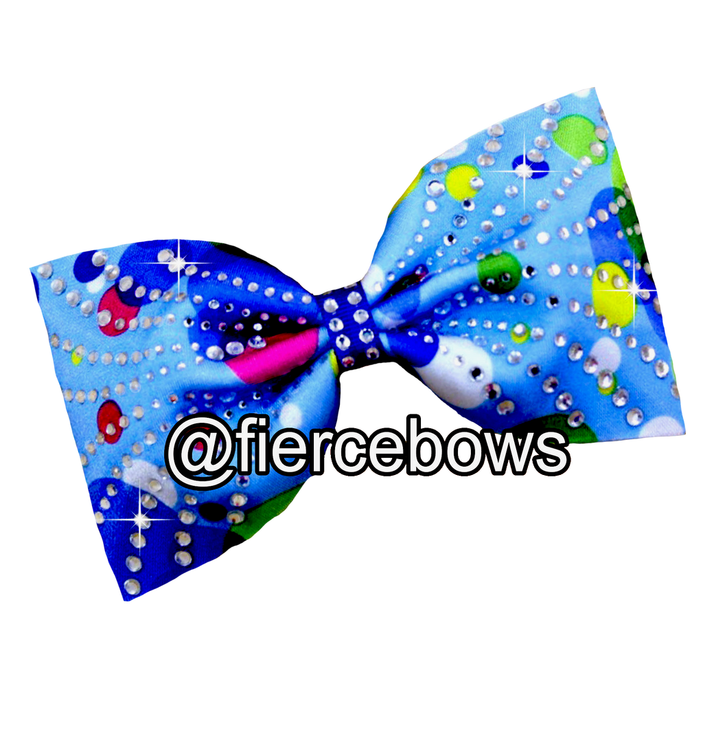 Bubble Blinng Tailless Bow