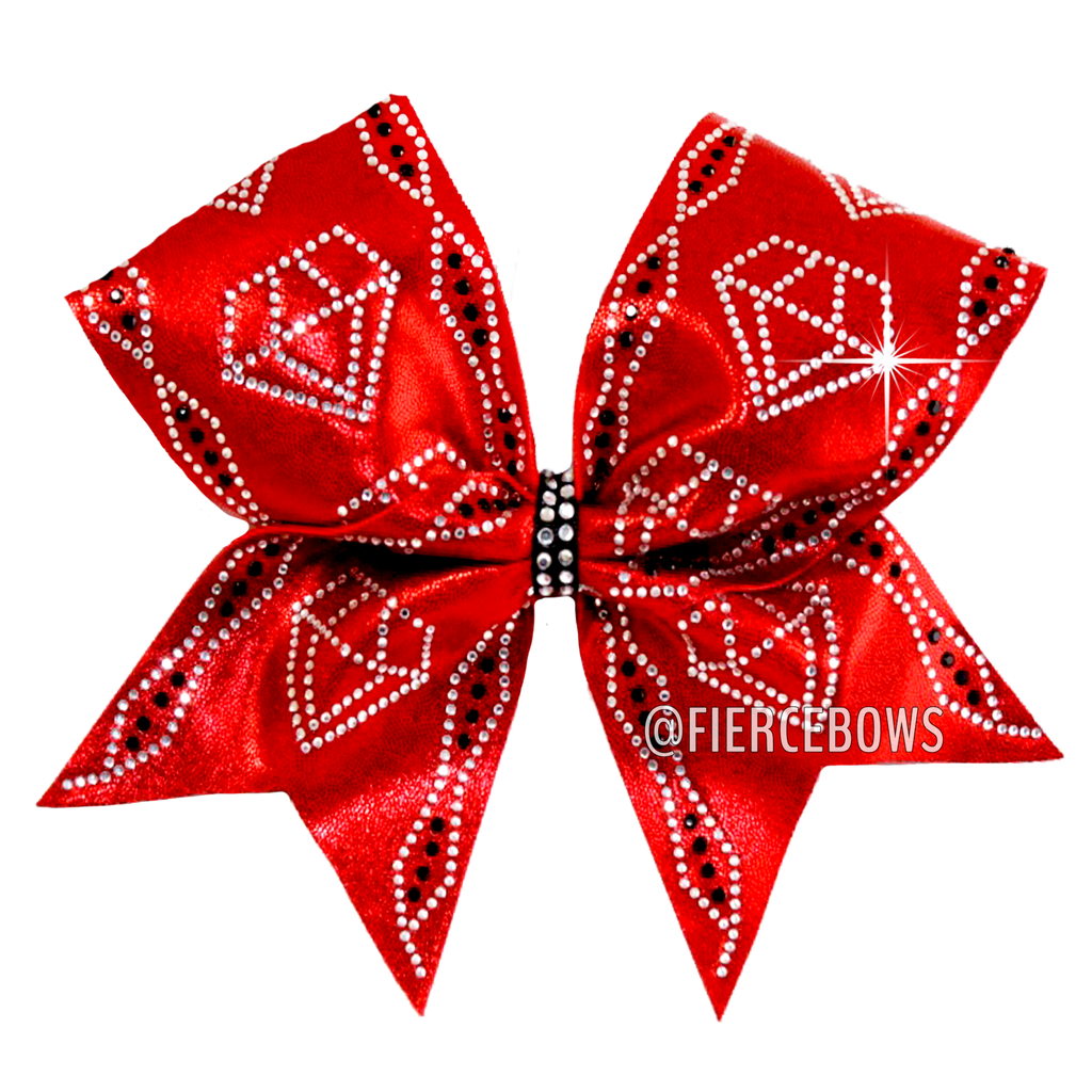 Dreaming Diamonds Rhinestone Bow