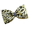 Holographic Cheetah Tailless Bow