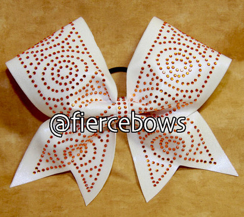 One Team One Dream - Choose Your Color Bow